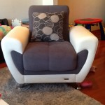 Armchair-Saratoga-Upholstery-cleaning