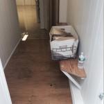 Saratogahallway-flood-damage-repair