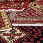 ancient handmade carpets and rugs-Saratoga